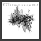 Top 35 Summer Songs 2014