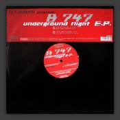 Underground Flight E.P.