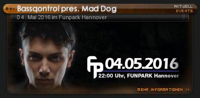 Bassqontrol pres. Mad Dog
