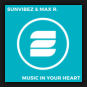 Sunvibez & Max R. - Music In Your Heart